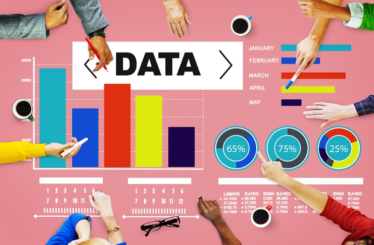 Data, Data on the Wall