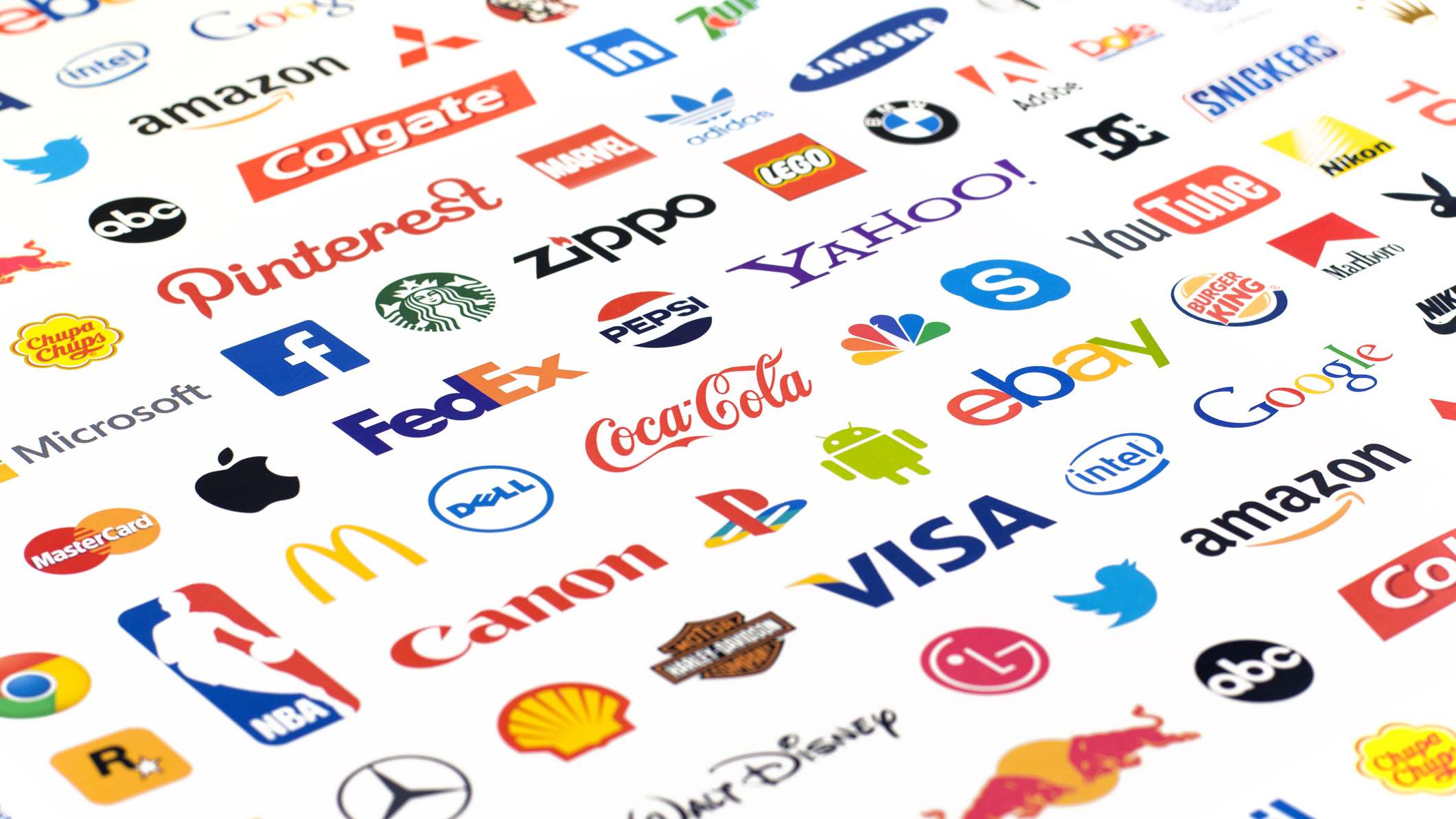 Six Top Logo Trends to Refresh Your Brand