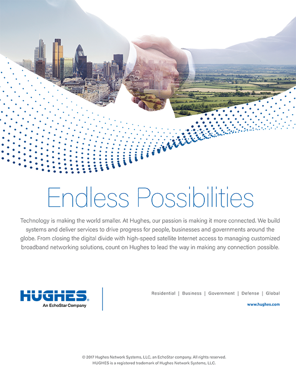 Hughes Corporate Ad