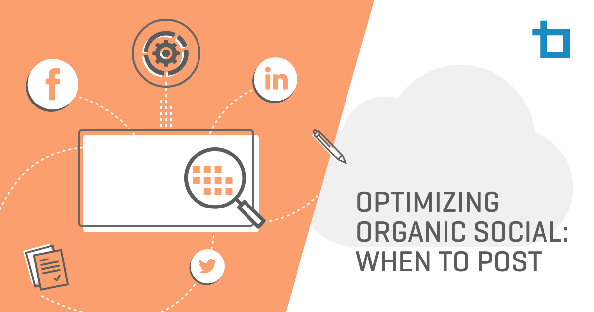 Optimizing Organic Social: When to Post