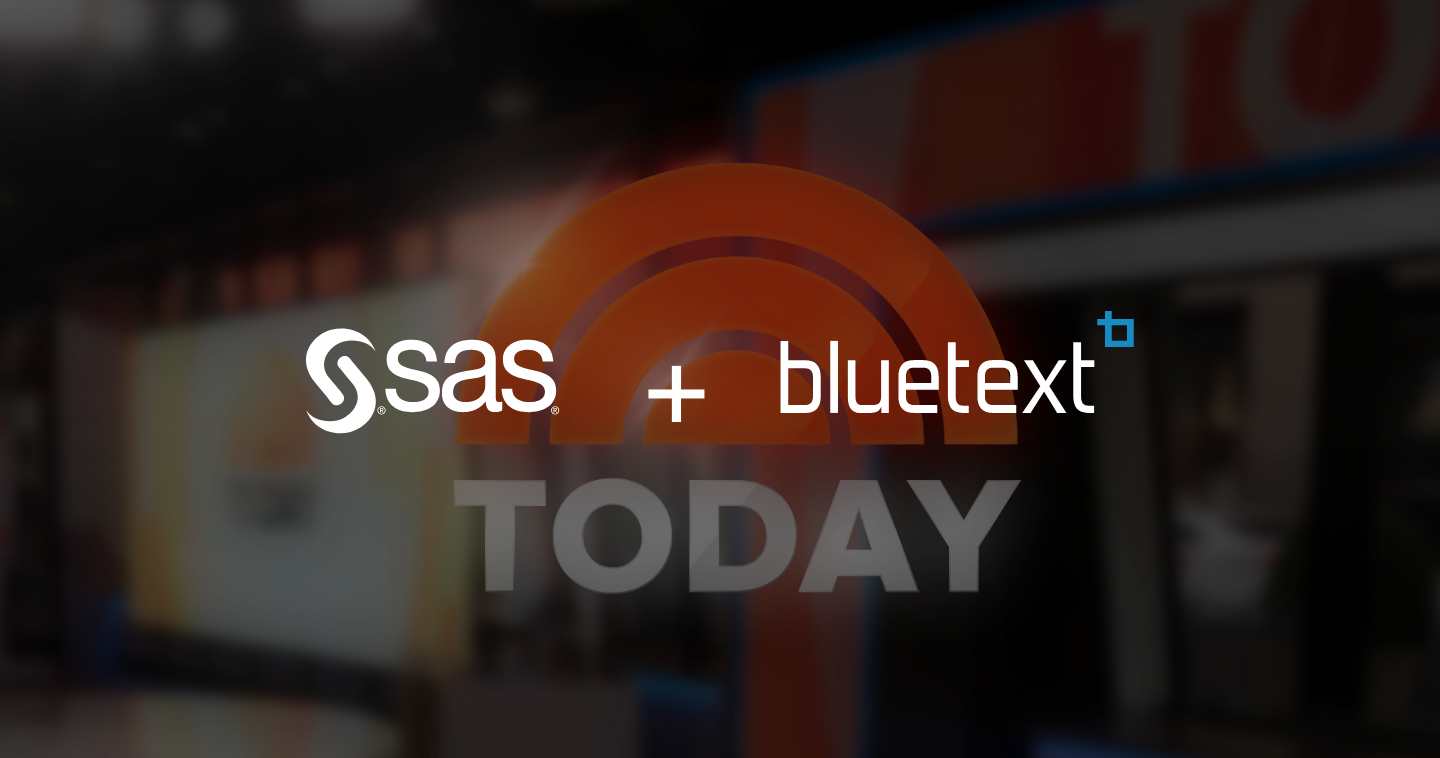 SAS' Contact Tracing Technology Featured on The Today Show