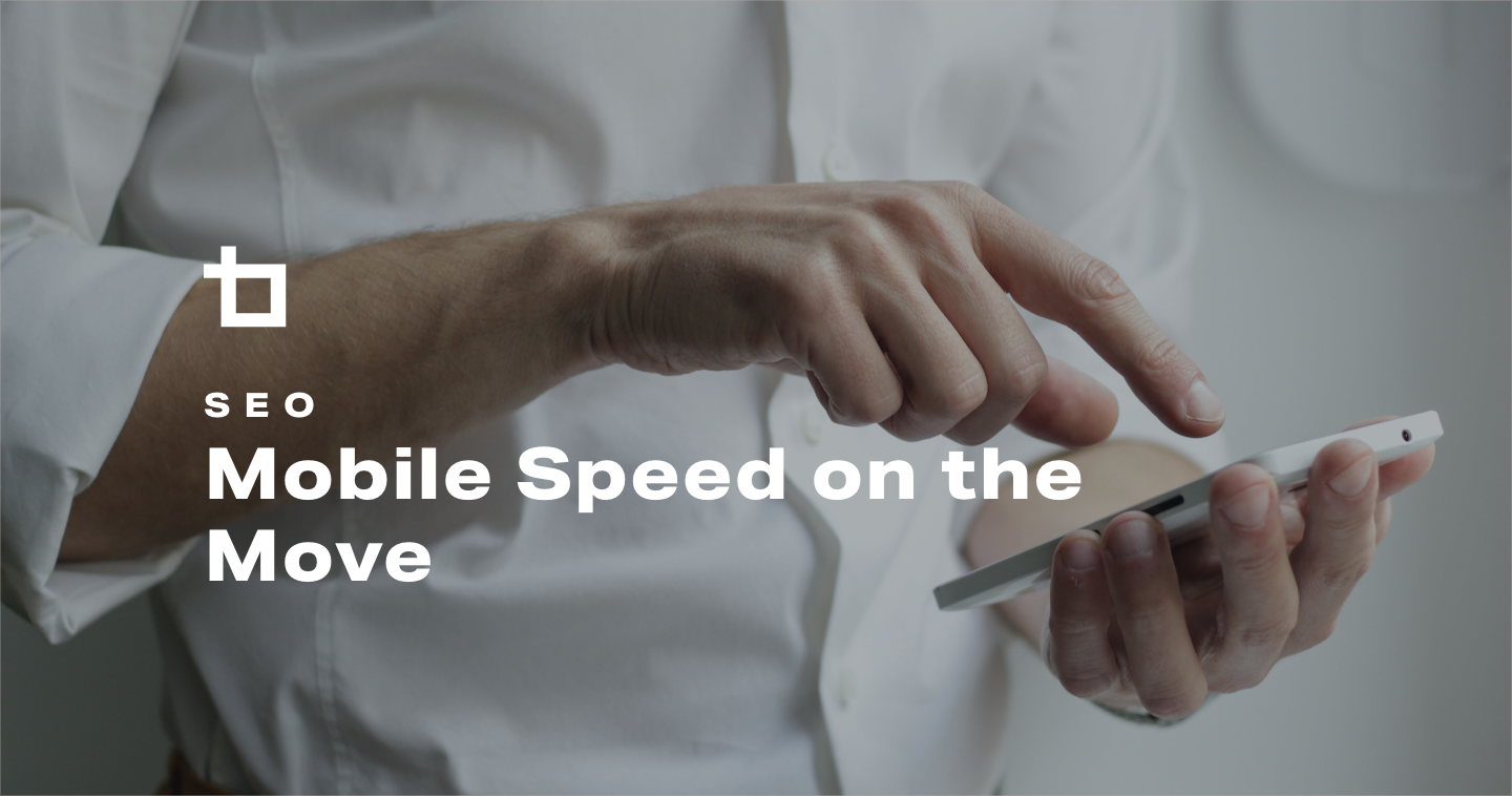 Mobile Speed on the Move