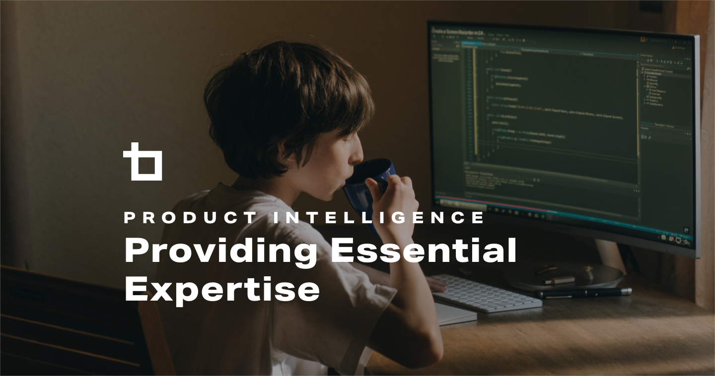 Product Intelligence: Providing Essential Expertise
